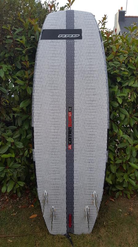 Stand Up paddle RRD COTAN pro 6'11 modèle 2017 1350euros 20161010