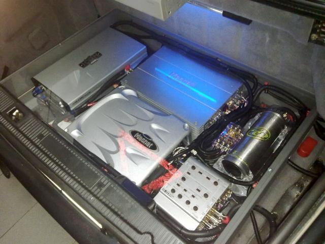 Подключение к штатной голове USB 06052010