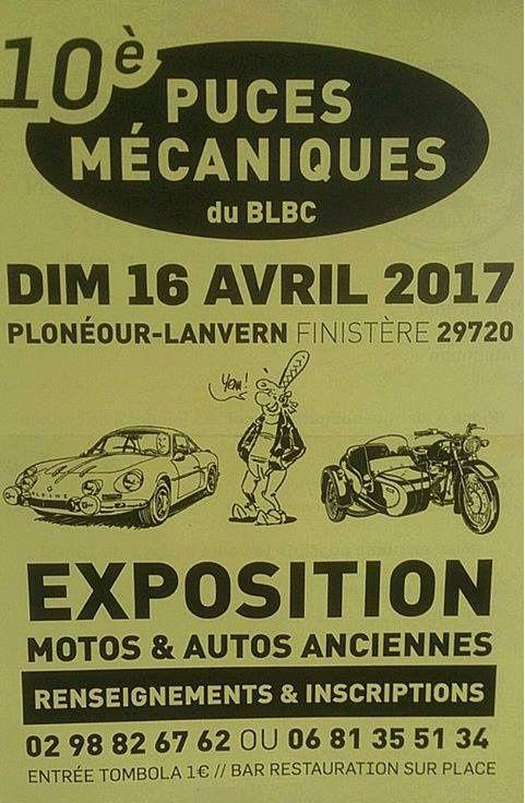 16 avril 2016 - puces mécaniques - Plonéour-Lanvern Ploneo10