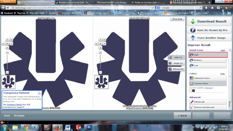 [ASTUCE] Importer une image pour emblème de Crew Tuto210