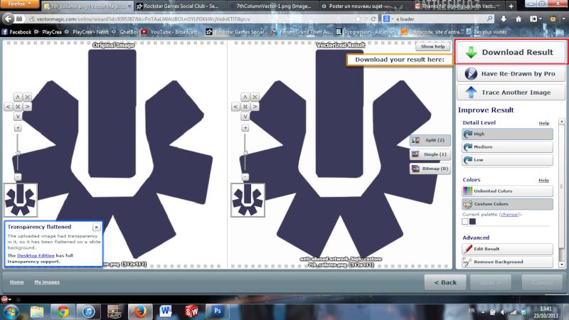 [ASTUCE] Importer une image pour emblème de Crew Tuto310