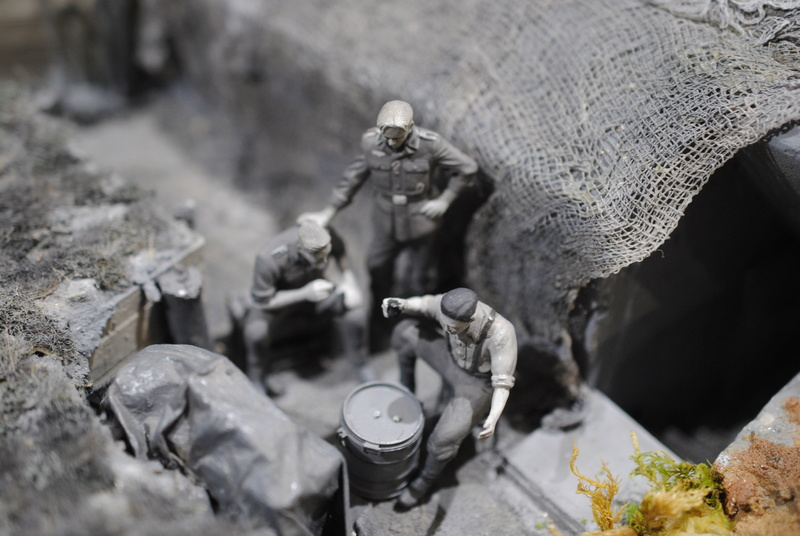 bunker - bunker anti-aérien maison au 1/35 - Page 3 Dsc_0014