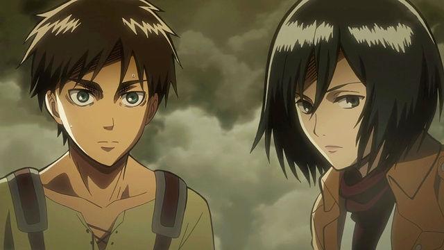 Selon vous, Mikasa est-elle amoureuse d'Eren ? Eren_e10