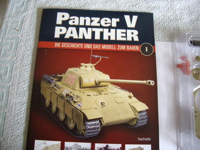 """Panzer V  """"PANTHER"""" 110"""