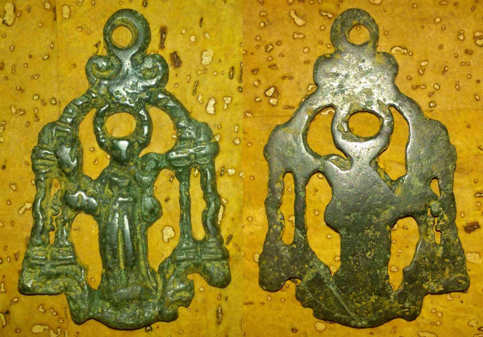 medalla calada San Antonio de Padua. (PFV Antonio 21) Antoni14