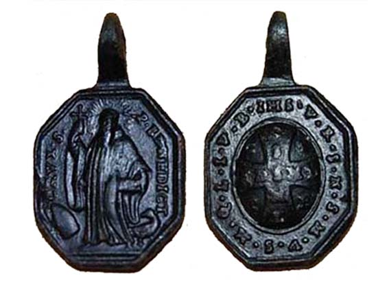 Recopilación de Medallas de San Benito Abad - Página 2 Benito12