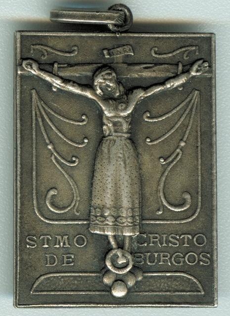Dedicada a MN : Stmo Cristo de Burgos Burgos10