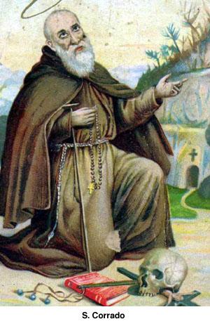 San Conrado Confalonieri / Virgen del Pilar (R.M. SXVIII-O340)(MAM) Corrad10