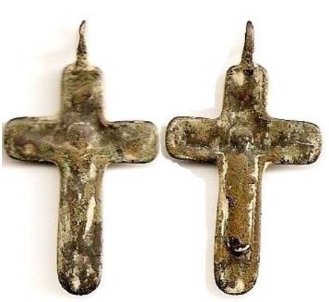 crucifijo n 5  - Inmaculada S. XVIII Crucif22