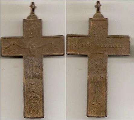 crucifijo 7 - Lo San Sacramen S. XVIII Crucif24