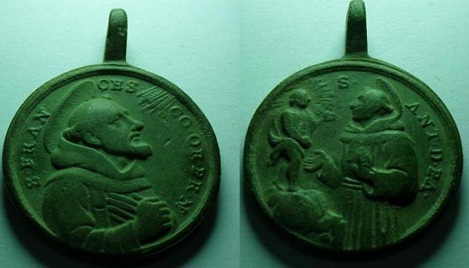 San Francisco de Asís / San Antonio de Padua, S. XVIII Franci10