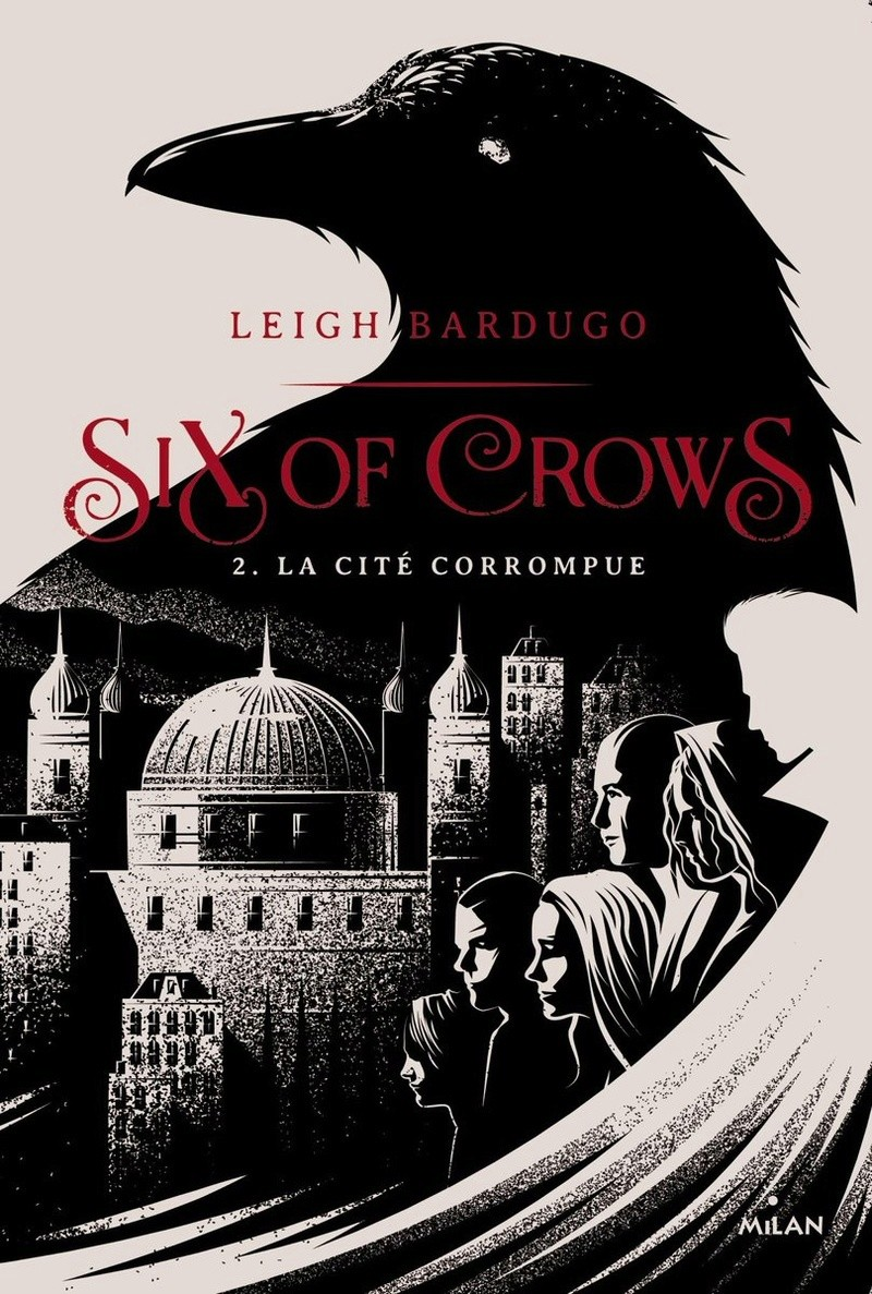 Six of Crows - Tome 2: Crooked Kingdom de Leigh Bardugo C8qy0u10