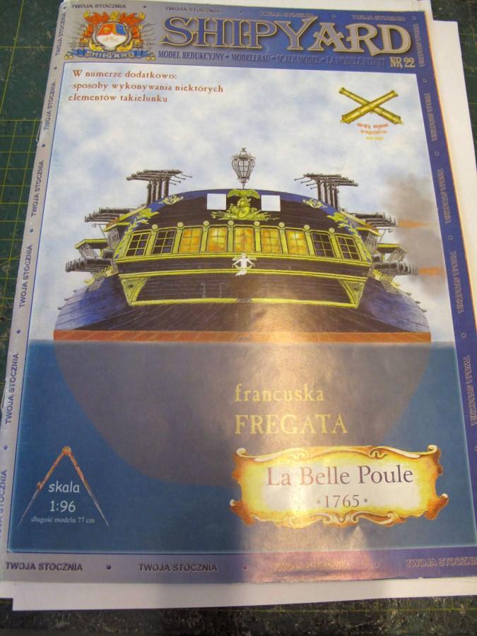 La Belle Poule Shipyard von Bertholdneuss Img_9521