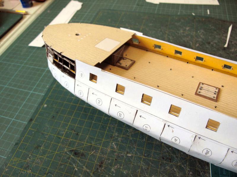 La Belle Poule Shipyard von Bertholdneuss Img_9546