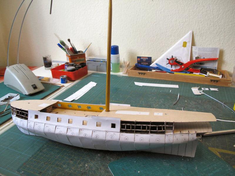 La Belle Poule Shipyard von Bertholdneuss Img_9549