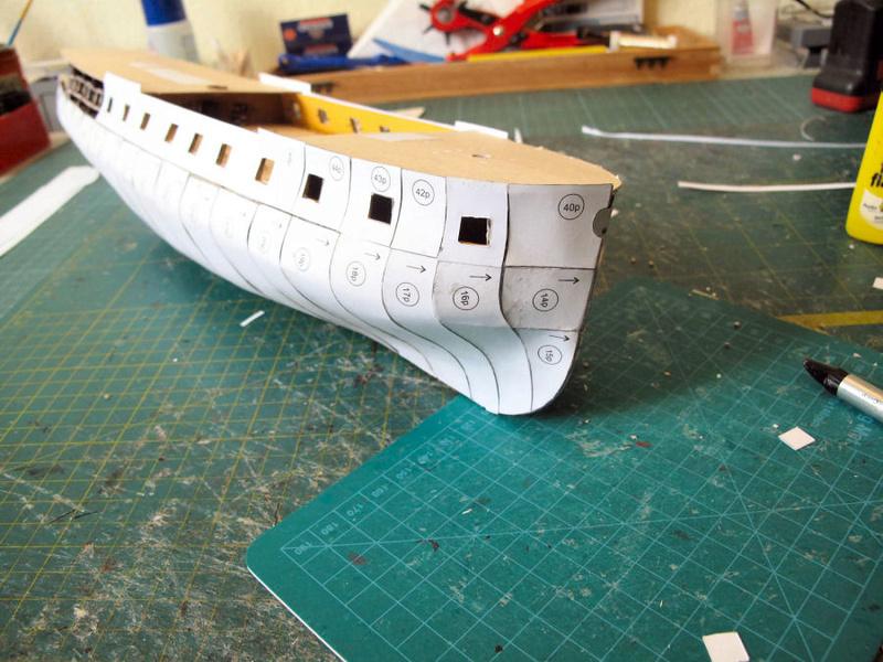 La Belle Poule Shipyard von Bertholdneuss Img_9550
