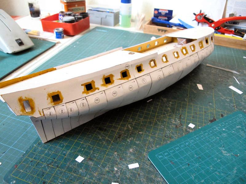 La Belle Poule Shipyard von Bertholdneuss Img_9551