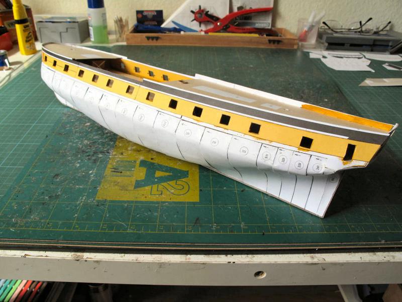 La Belle Poule Shipyard von Bertholdneuss Img_9554