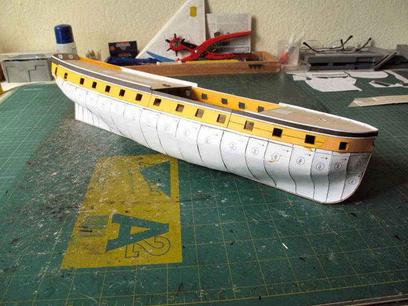 La Belle Poule Shipyard von Bertholdneuss Img_9557