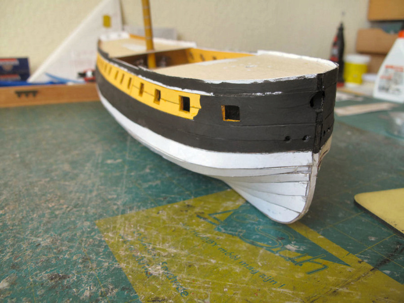 La Belle Poule Shipyard von Bertholdneuss Img_9562
