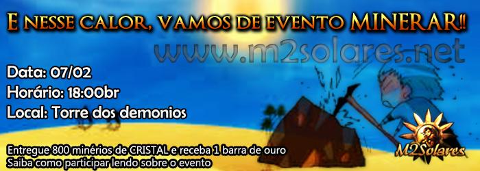 EVENTO MINERAR 07/02 Minera10
