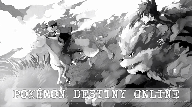 Pokémon Destiny Online