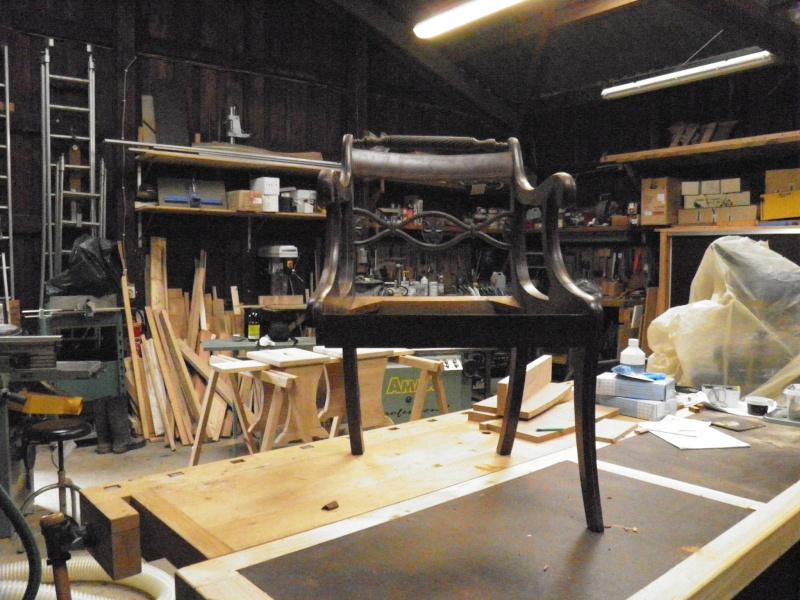 restauration d'une carcasse de fauteuil Fauteu10