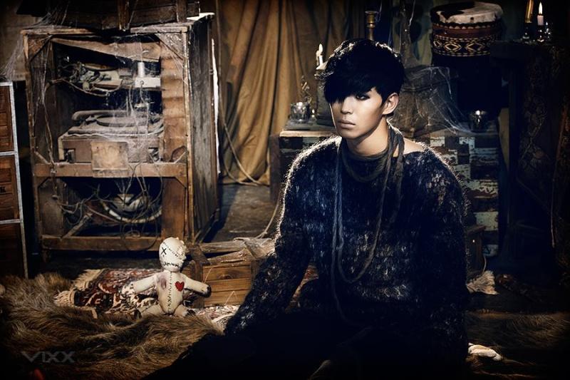 VIXX - Voodoo [teaser][comeback][album][MV] 13958810
