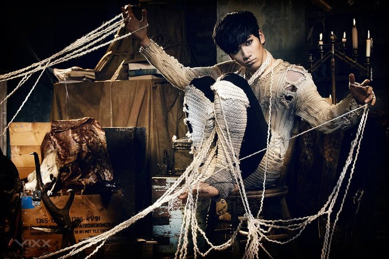 VIXX - Voodoo [teaser][comeback][album][MV] 99916210