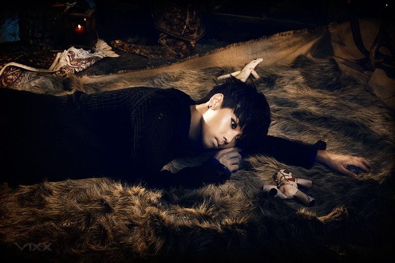 VIXX - Voodoo [teaser][comeback][album][MV] Tumblr13