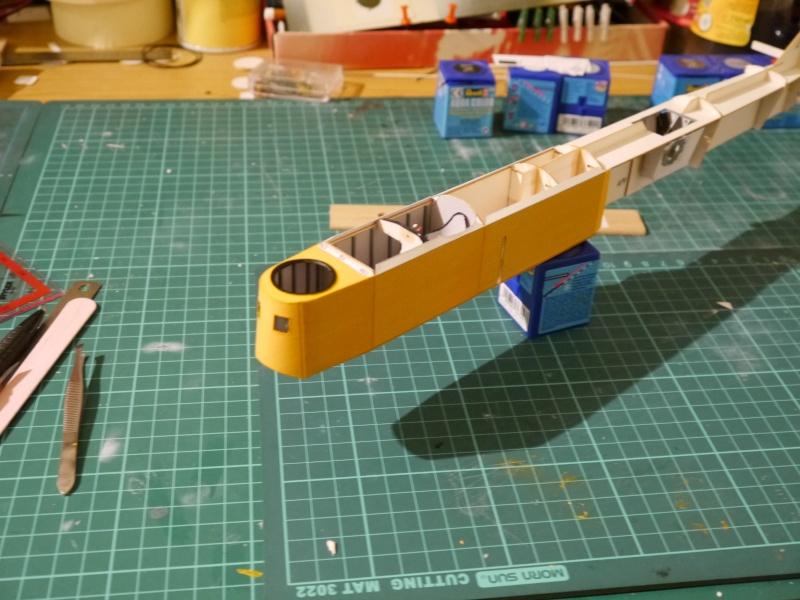 Tupolew MP-6 1:33 Modelik P1000225