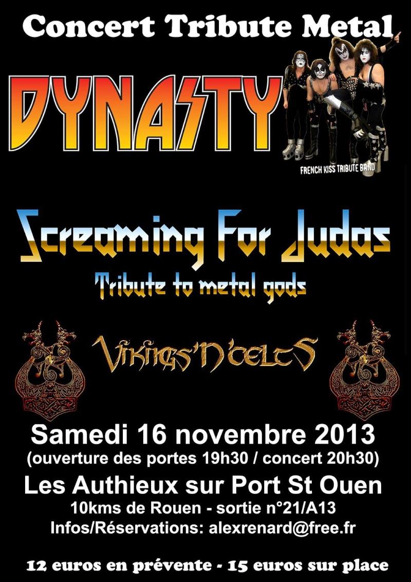 DYNASTY KISS  Tribute Français. - Page 8 Affich10