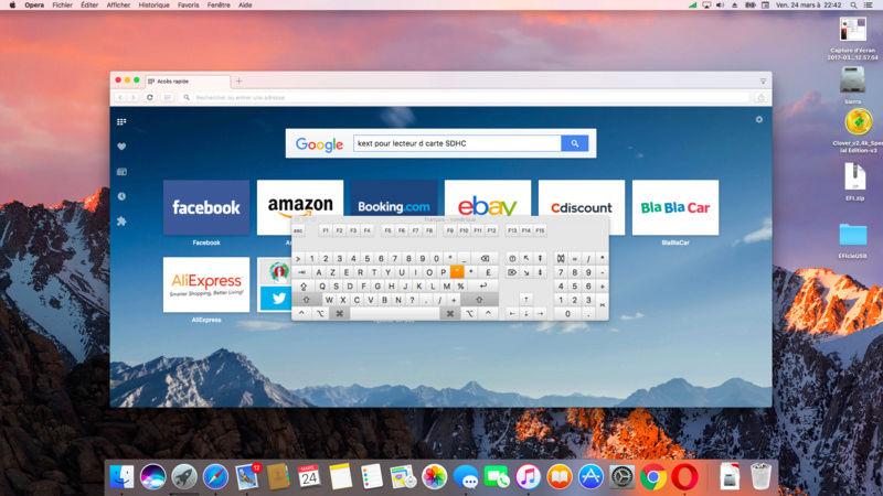 (Résolu)-mac os x sur Lenovo Yoga 500 i5 skylake Graphic Intel HD520 et nVidia 920M une mémoire samsung DDR3 8go - Page 5 Captur20