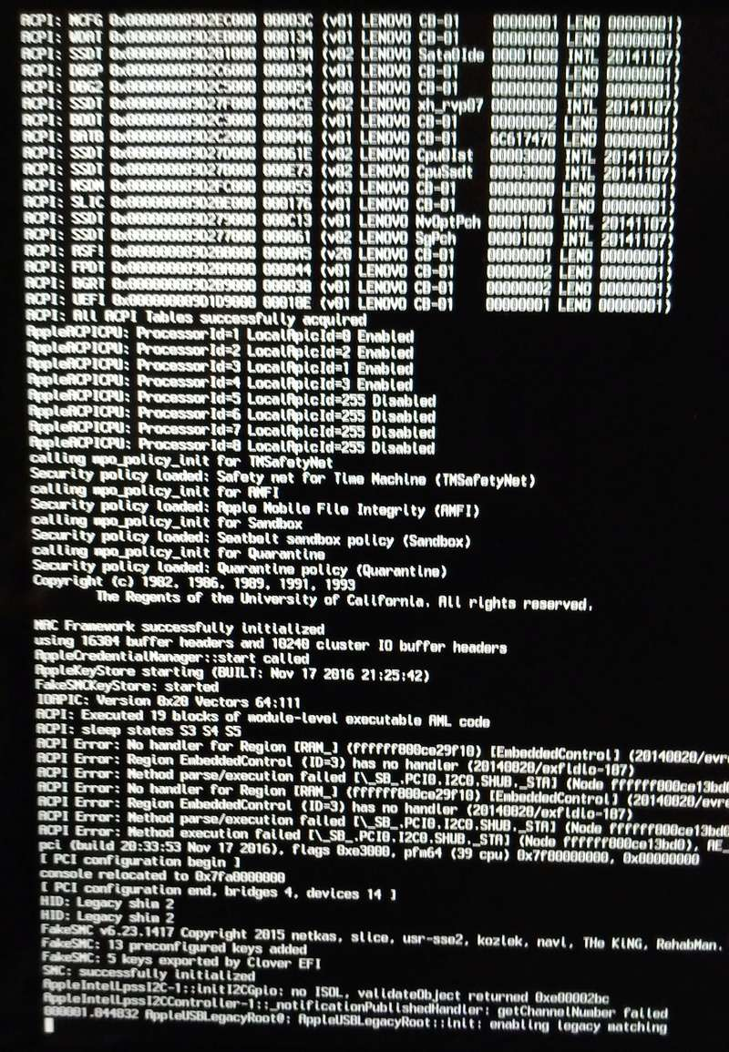 (Résolu)-mac os x sur Lenovo Yoga 500 i5 skylake Graphic Intel HD520 et nVidia 920M une mémoire samsung DDR3 8go - Page 3 Img_2010