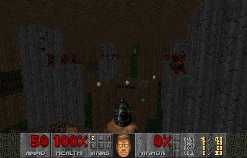 [Doom2] Mes speedmaps  Screen11