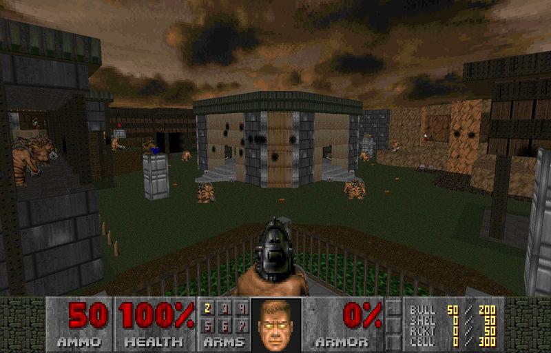 [Doom2] Mes speedmaps  Screen13