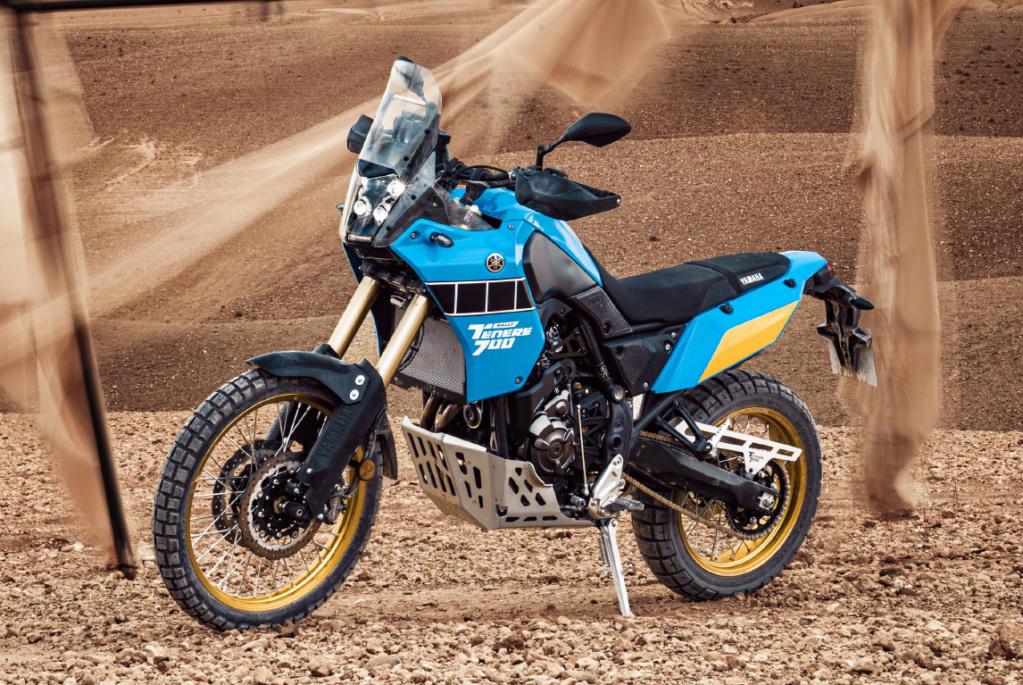 Yamaha Tracer 700 vs Ténéré 700  2020_y10