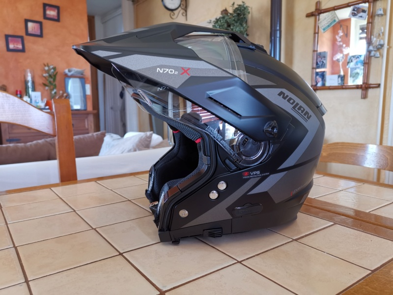 "-2018- Casque ""off road"" Nolan n70-2-X  - Page 3 Img_2049"