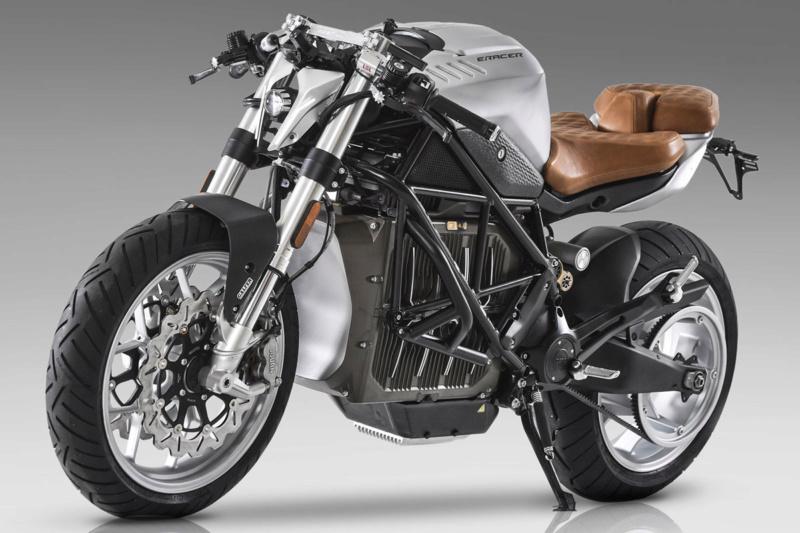 La Zero SR/F de Mororcycles Essai les numériques Moto-e10