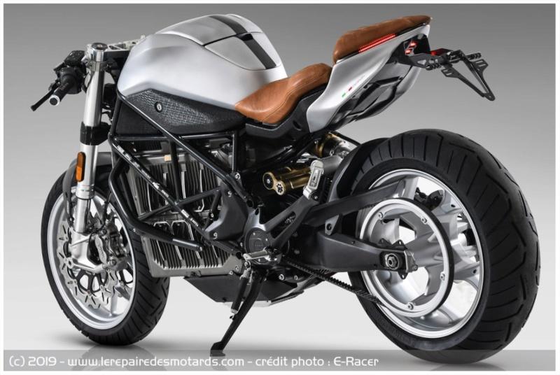 La Zero SR/F de Mororcycles Essai les numériques Moto-e11