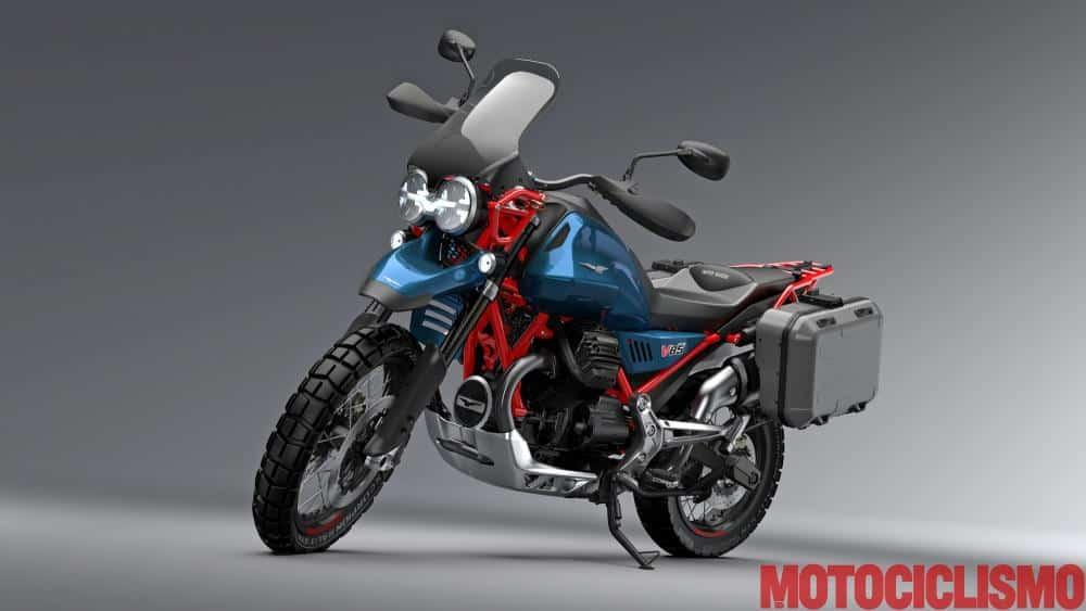 Le retour du trail chez Moto Guzzi : V 85 TT Moto-g13