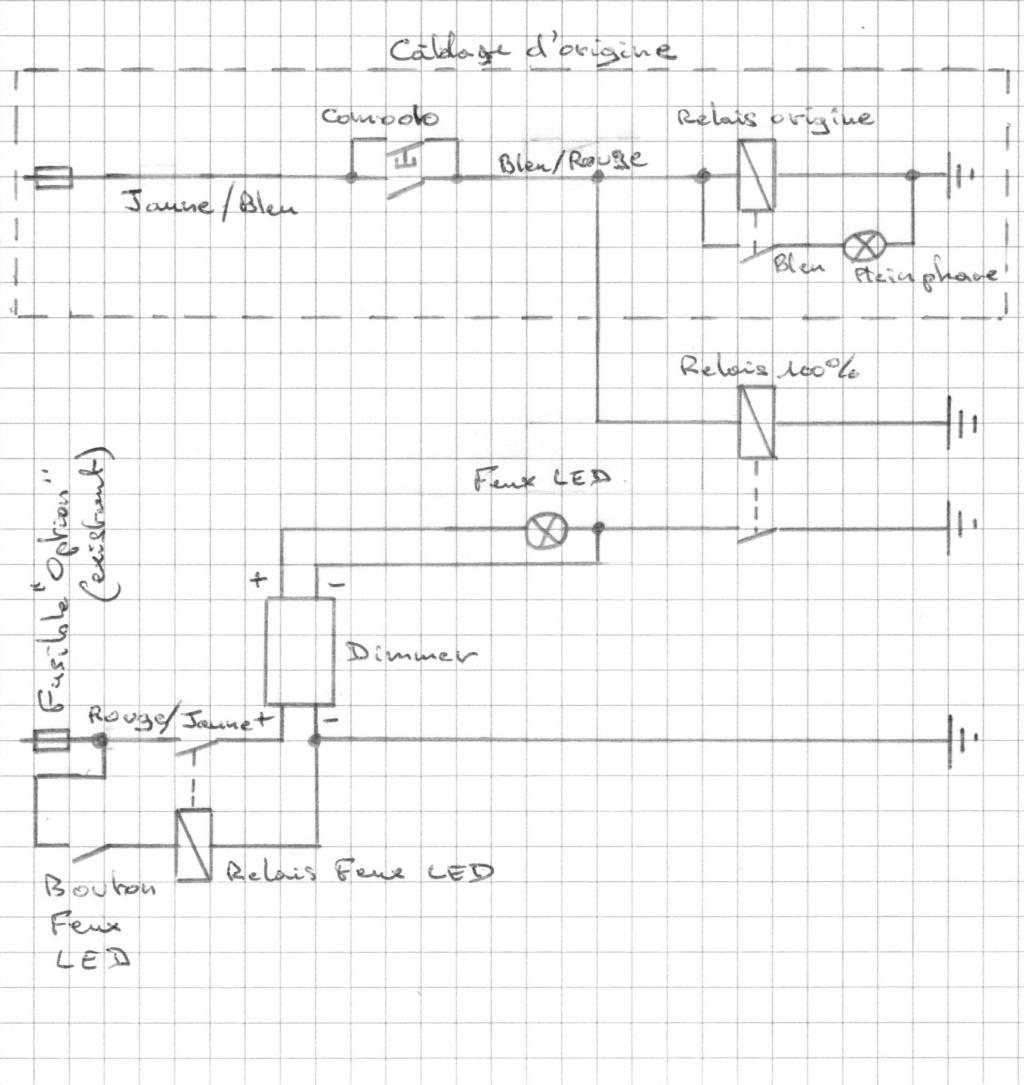 Phares de la CRF 1000 : feux de route & feux de croisement (Feux additionnels ?) - Page 6 Schzom10