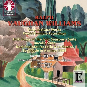 Vaughan Williams : Oeuvres orchestrales et concertantes Willia10