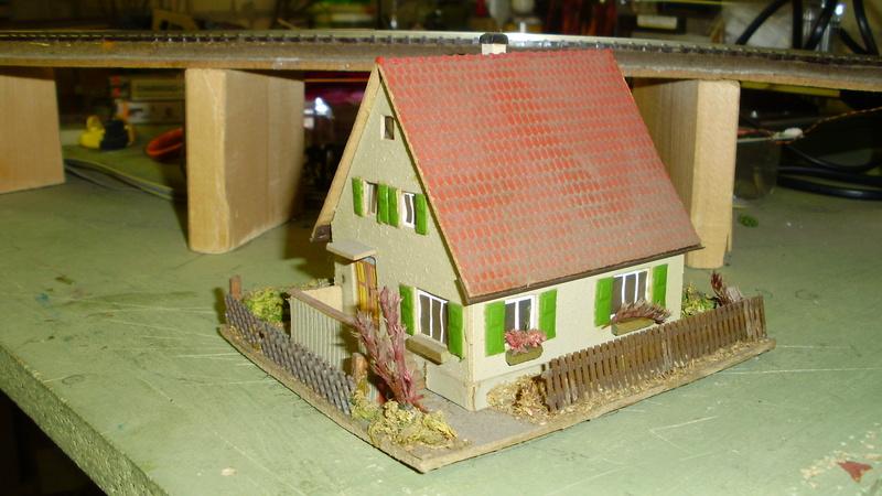 Modellgebäude aus DDR-Zeiten P6210510