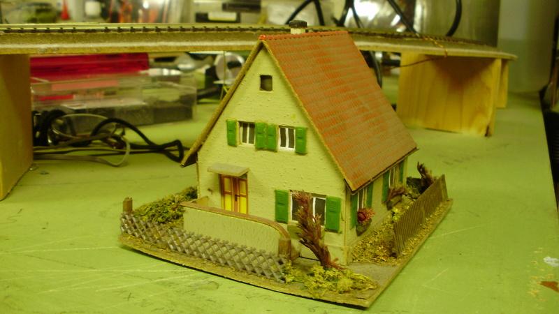 Modellgebäude aus DDR-Zeiten P6210512