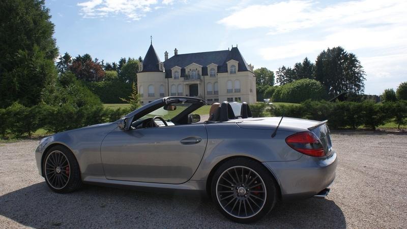 Un SLK 350 en Champagne  - Page 10 Dsc05712
