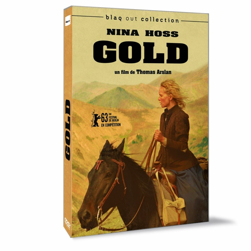 DVD SPAGHETTI WESTERNS EN 2013 - Page 7 Gold13