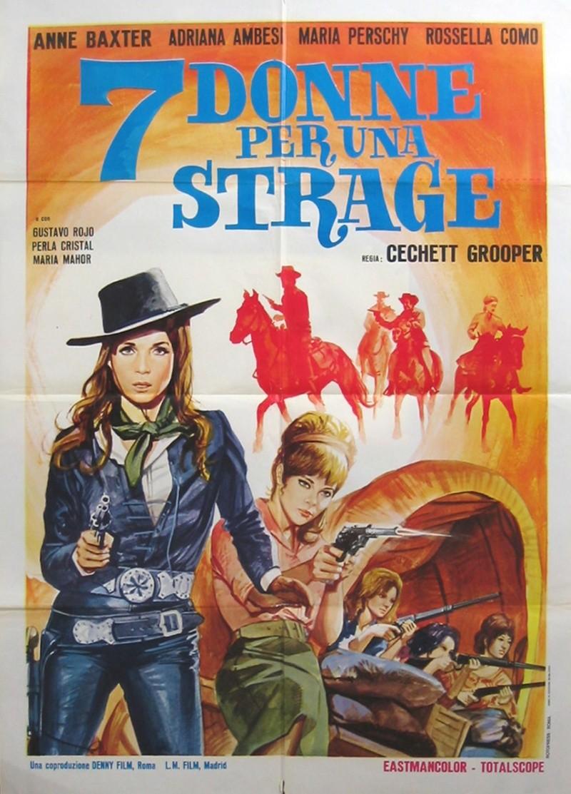 Le triomphe des 7 desperadas - Las siete magníficas - 1966 - Sidney W. Pink , Gian Franco Parolini ... - Page 2 Le_tri10