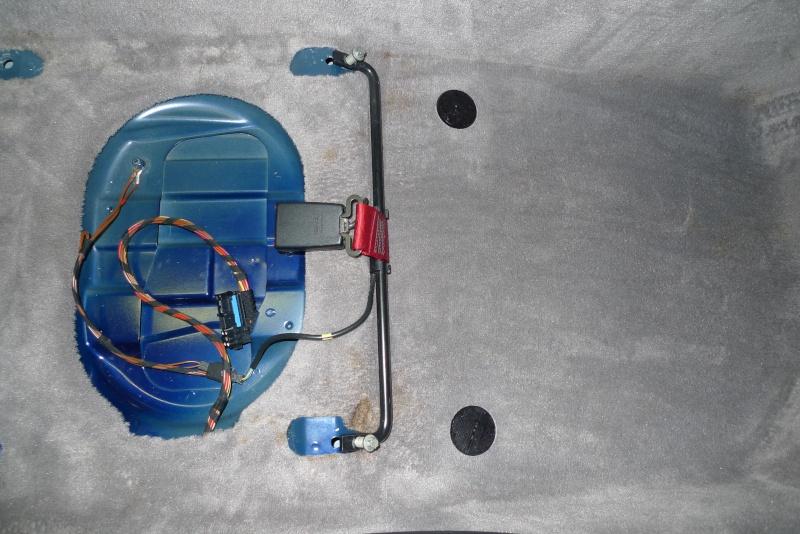 Démontage Sièges Boxster 986 S et Nettoyage Intérieur P1070813