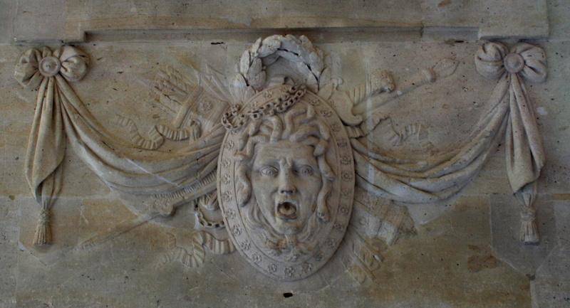Les gorgones, monstres mythologiques Img_2210